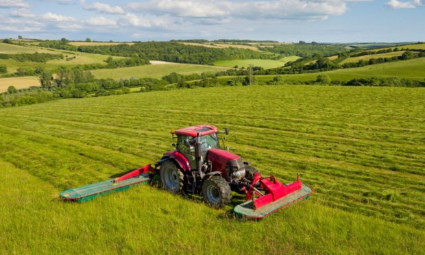 Farmers are being urged to think safety first this silage season.