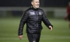 Delighted Edinburgh City manager Gary Naysmith. Photograph by Ross Parker/SNS Group
