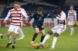 Blair Spittal targets strong end to July for Ross County after weeks of Covid troubles