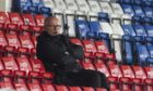 Ross County manager John Hughes.