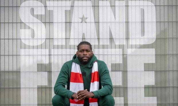 New Aberdeen signing Jay Emmanuel-Thomas.