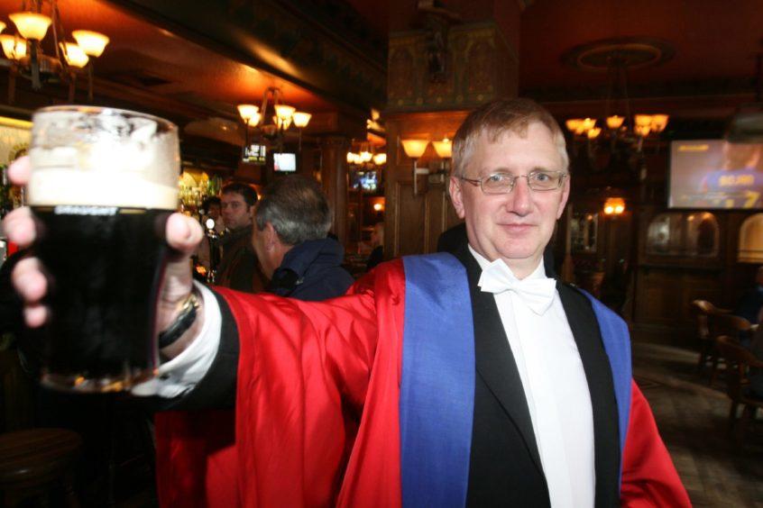 Blogger Craig Murray jailed