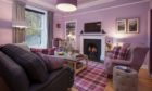 Glenlockhart Cottage is an oasis in the city.