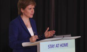 Nicola Sturgeon Covid announcement
