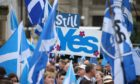 """Alister Jack said """"less than a third of the Scottish electorate voted for nationalist parties""""."""