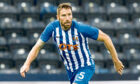 Kirk Broadfoot, who has joined Inverness CT.