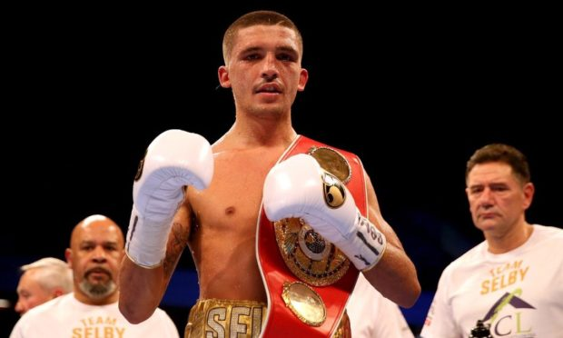 Former IBF world featherweight champion Lee Selby is heading north