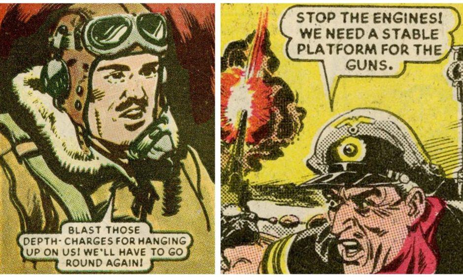John Cruickshank is the Boy's Own hero whose wartime exploits were the stuff of comic legend.