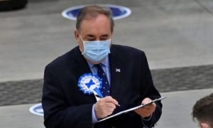 Alex Salmond Alba success