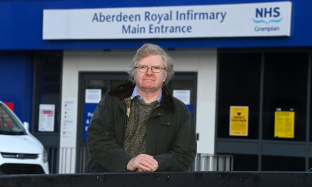 Councillor Ian Yuill has been pushing for the city council to discuss conferring NHS Grampian staff with the Freedom Of Aberdeen since last May.