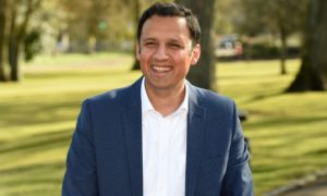 Anas Sarwar self-isolating
