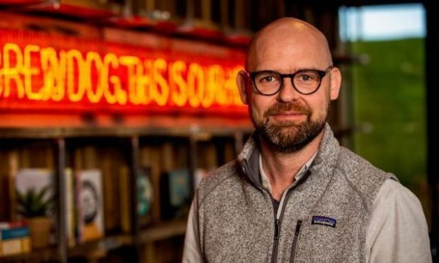 The first speakers for the inaugural TEDx Aberdeen event have been announced, including BrewDog president David McDowall.
