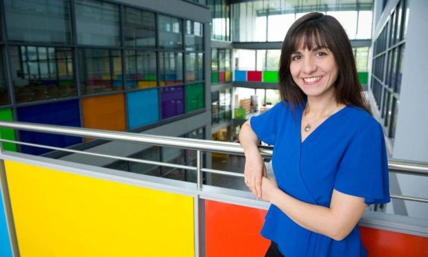 Dr Konstantina Martzoukou has created educational online resources for young people