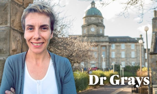 Dr Jillian Evans has urged Moray communities to play their part in curbing the spread of the virus