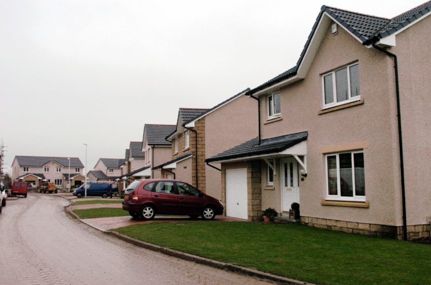 Projects by Stewart Milne Homes over the years.