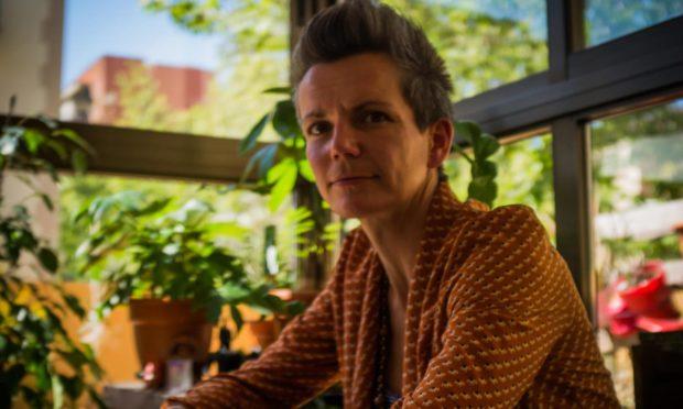 Author Emma Christie.