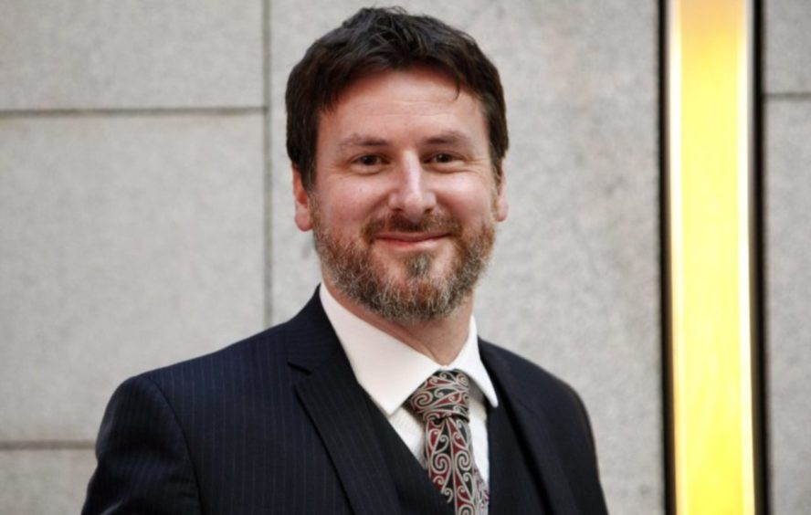 Scotland's Commissioner for Children and Young People Bruce Adamson