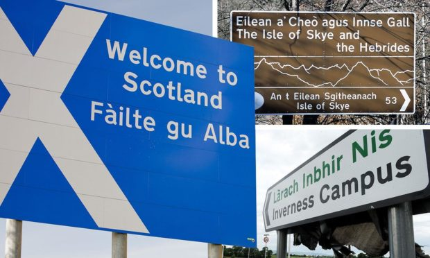 The Cairngorms National Park Authority (CNPA) is urging firms to increase the use of Gaelic.