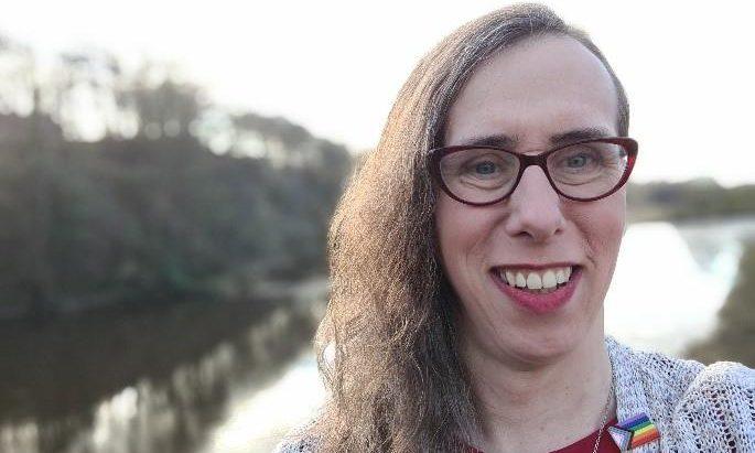 candidate Heather Herbert trans