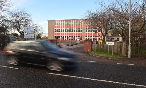 kinloss primary school