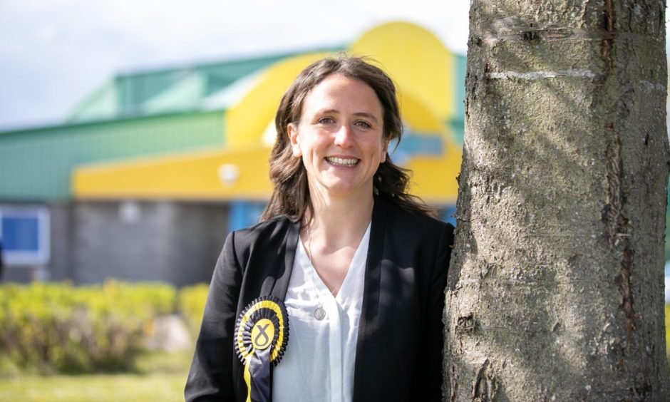 Mairi Gougeon, Cabinet Secretary for Rural Affairs and Islands.
