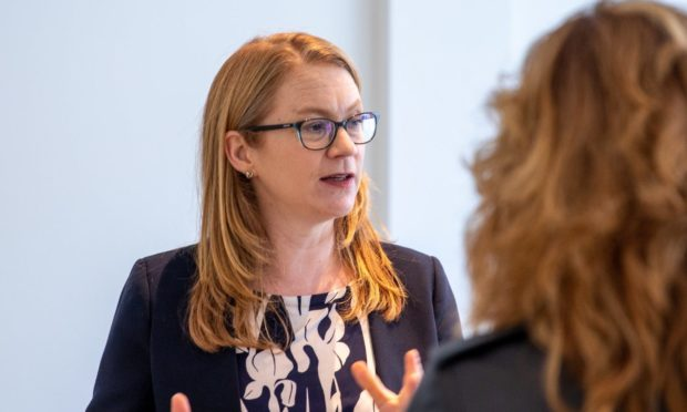 Shirley-Anne Somerville previously served as Cabinet Secretary for Social Security and Older People from 2018 to 2021