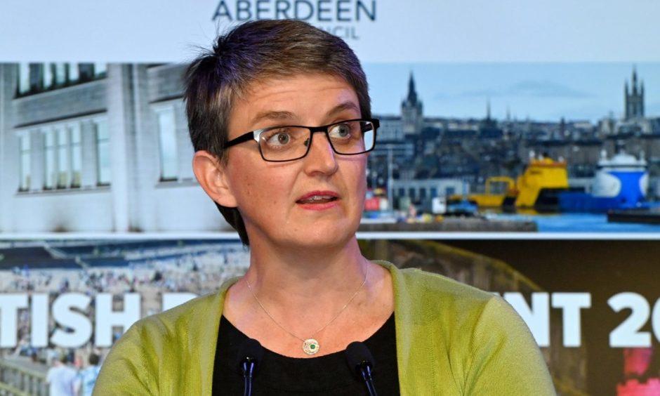 New MSP Maggie Chapman