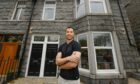 Property developer Jonathan Lau has transformed an old guesthouse into luxury apartments.