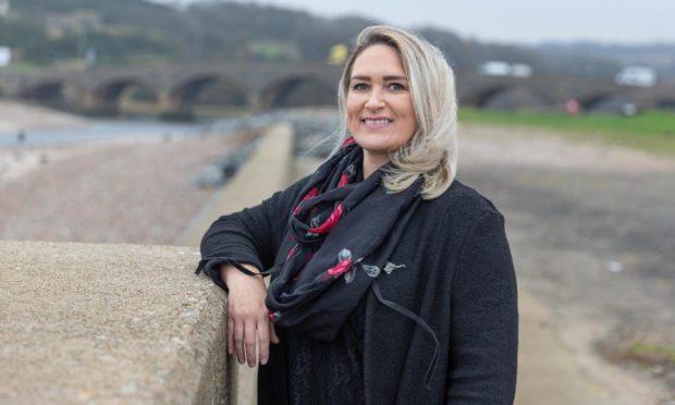 SNP candidate Karen Adam
