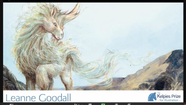 Leanne Daphne Goodall's award winning design. Supplied by Robert Gordon University.