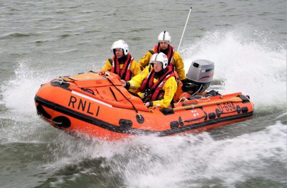 Aberdeen's inshore lifeboat