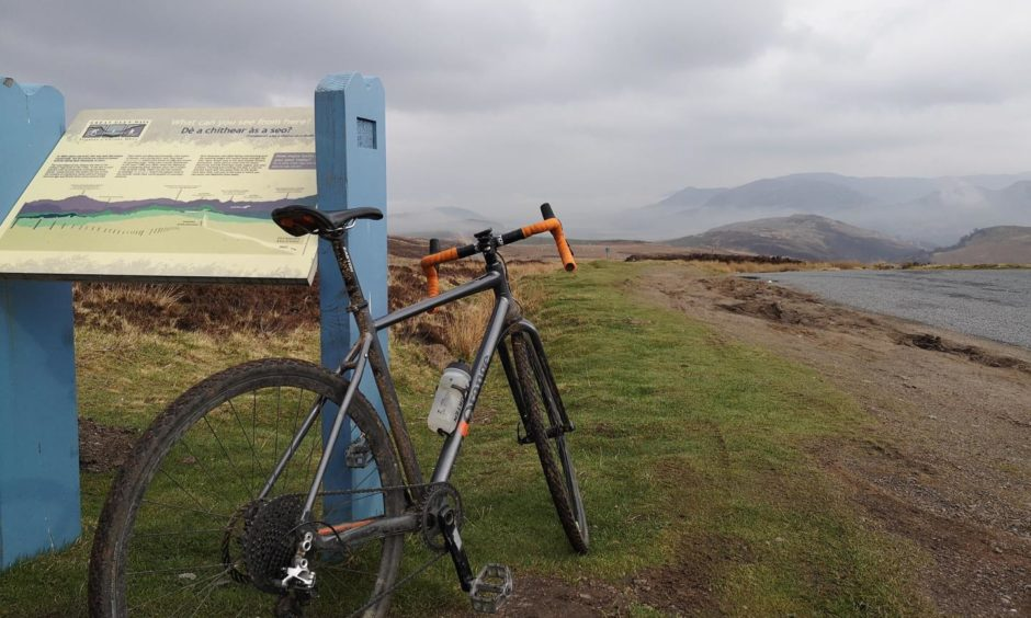 The Loch Ness 360 is just one of the routes cyclists can explore in the north this coming Bike Week.