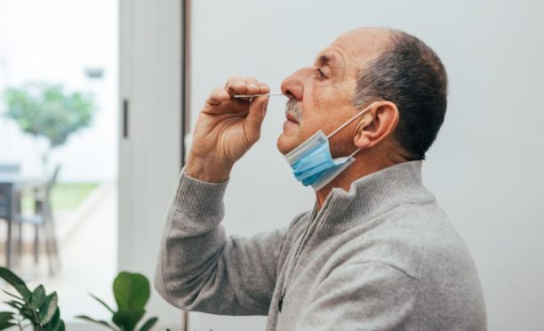 Moray residents who don't have any of the three Covid symptoms – a new continuous cough, temperature, loss or change in sense of taste or smell – are encouraged to get tested.