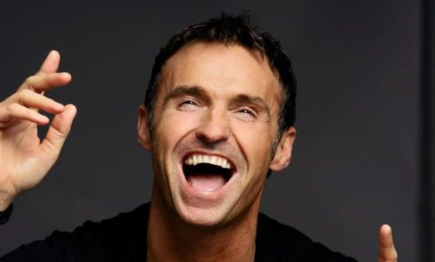 Marti Pellow is bringing his greatest hits tour to the Music Hall.