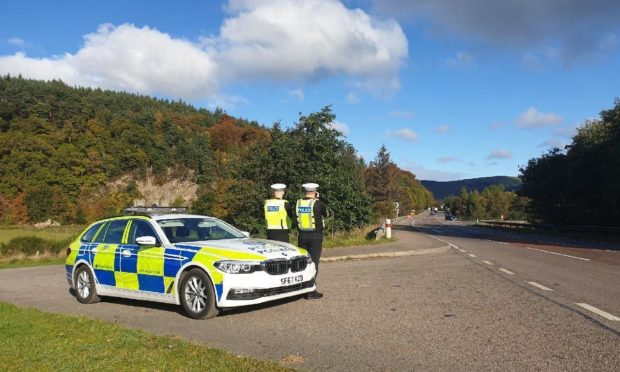 Police detected nearly 30 driving offences in a crackdown this week
