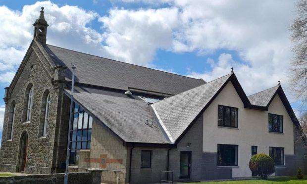 Newhills Parish Church