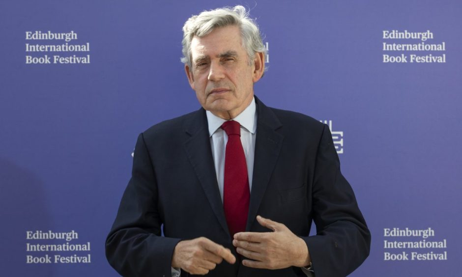 Gordon Brown new campaign