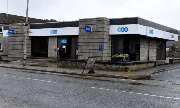 The doors will close to the Dyce branch today.