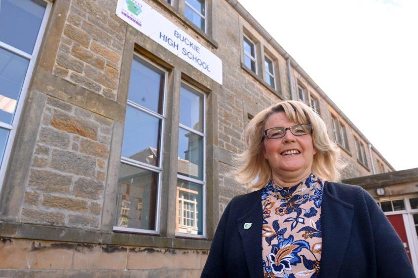 Vivienne Cross started her teaching career in 1983.
