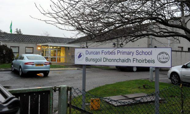 inverness primary school