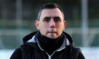 Brian Macleod, who has stepped up as interim manager at Nairn County.