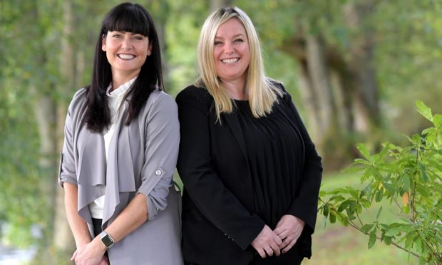 Directors Fiona Lindsay (left) and Louise Jenkins-Lang (photo credit: Kath Flannery/DCT Media).