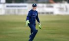 Ailsa Lister made her Scotland debut against Ireland