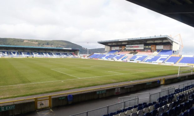 Who will be the next boss at Caley Thistle? Photograph by Sandy McCook