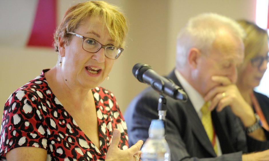 Holyrood's deputy presiding officers