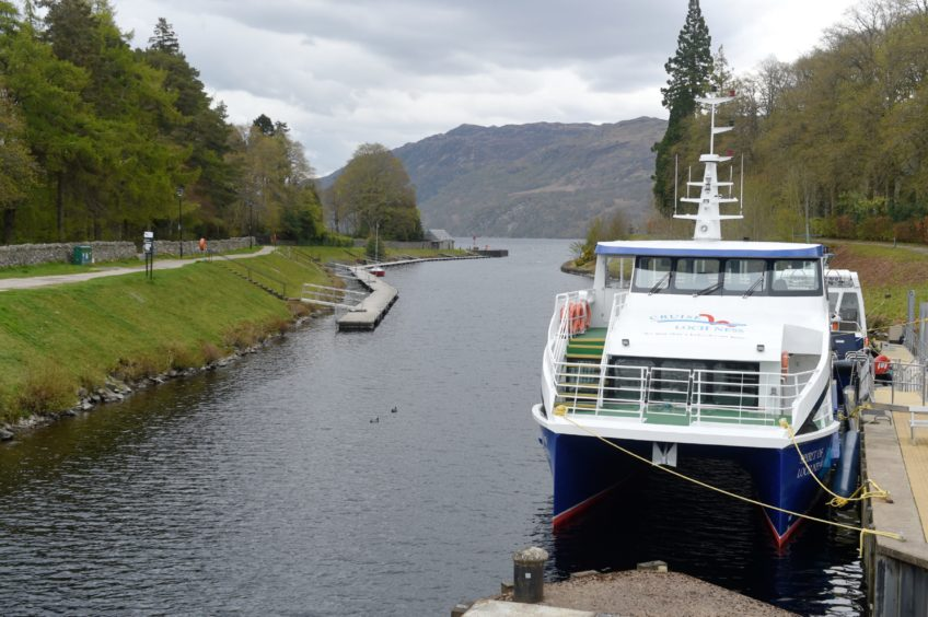 More than half of Scots have never visited Loch Ness
