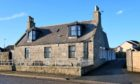 Home is where the heart is: Park Cottage, located in Dyce, is sure to impress.