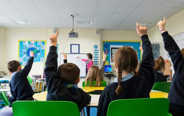 Low numbers of pupils are missing class due to Covid-19 around the north and north-east.