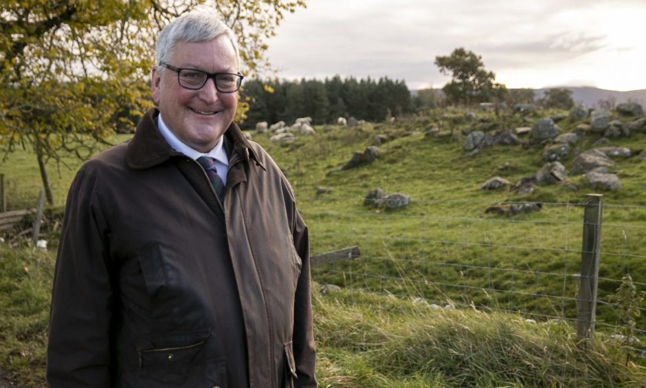 To go with story by Nora McElhone. First person piece for Autumn Farming feature Picture shows; Fergus Ewing Rural Economy Secretary. unknown. Courtesy Supplied by Scottish Government Date; Unknown
