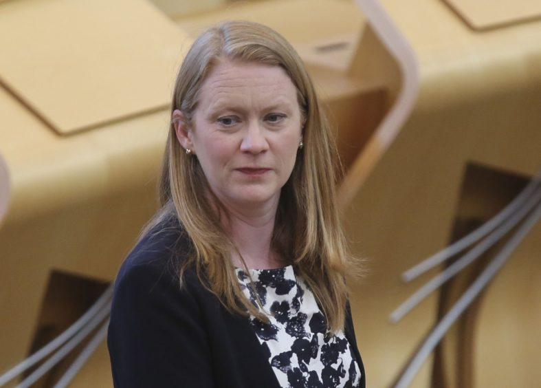 Education secretary Shirley-Anne Somerville is being urged to change the education system.